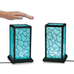 Valentine's day gift ideas for him Long Distance Touch Lamp