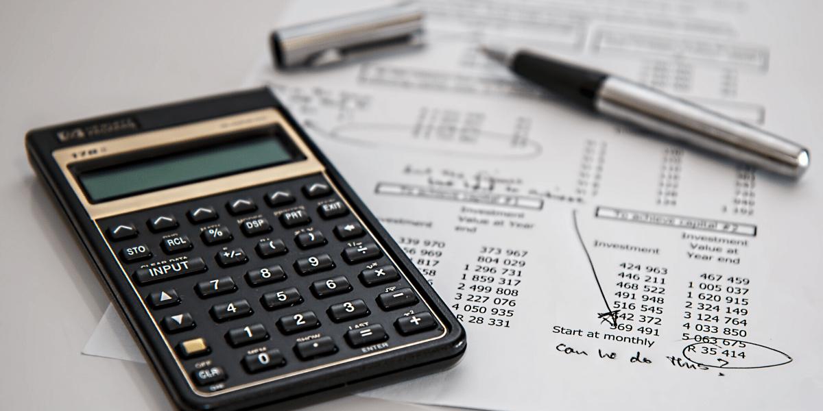 Auto loan calculator example of calculations