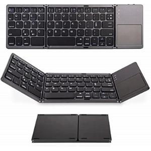 Best gadgets Jelly Comb folding Bluetooth keyboard