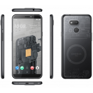 Best smartphones for business HTC Exodus