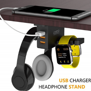 Accessories and gadgets Cozoo USB Charger Headphone Stand
