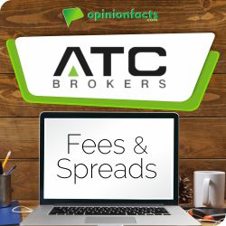 ATC Brokers - Fees & Spreads