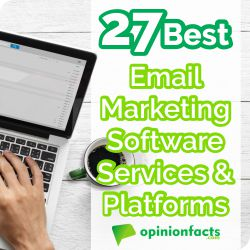 Best Email Marketing Software Services and platforms