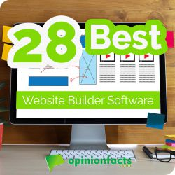 28 Best Website Builder Software