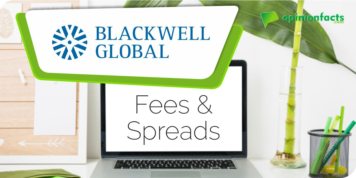 Blackwell Global - Fees & Spreads