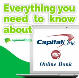 Capital One 360 Online Bank