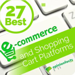 27 Best eCommerce and Shopping Cart Platforms