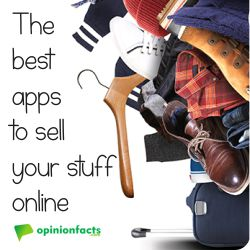 Best apps to sell your stuff online