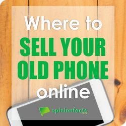 Where to sell you old phone online