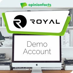 RoyalOne - Demo Accounts